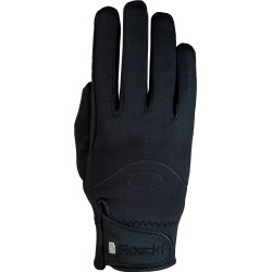 Roeckl Winchester Winter Unisex Gloves 6 Black found on Bargain Bro Philippines from Horse.com for $69.95