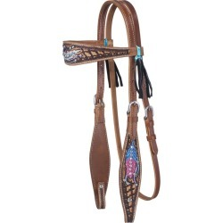 Silver Royal Delilah Browband Headstall found on Bargain Bro from Horse.com for USD $60.79