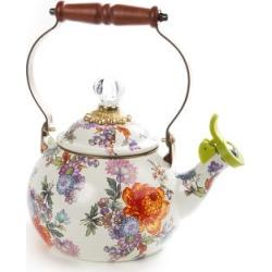 MacKenzie-Childs Flower Market Whistling Tea Kettle found on Bargain Bro Philippines from mackenzie-childs for $150.00