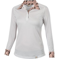 Aubrion Ladies Equestrian Shirt XS Pink Bliss found on Bargain Bro Philippines from Horse.com for $53.99