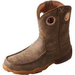 Twisted X Kids Bomber Driving Moccasin Boot 2.5 found on Bargain Bro India from StateLineTack.com for $86.95