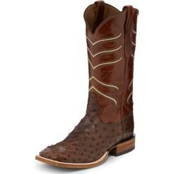 Tony Lama Mens Sq Toe Lemuel Tobac Boots 14 2E found on Bargain Bro India from StateLineTack.com for $369.95