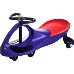 Purple Wiggle Ride On Car Purple