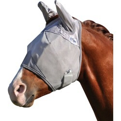 Cashel Crusader Fly Mask with Ears Horse found on Bargain Bro India from Horse.com for $25.99
