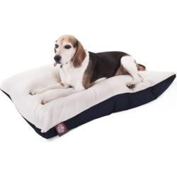 Majestic Pet Blue Rectangle Pet Bed 42x60