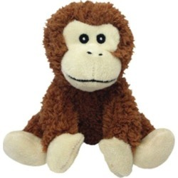 Multipet Look Who''s Talking Dog Toy Monkey