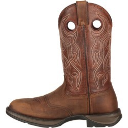 Durango Mens Rebel Rnd Toe Bark PullOn Boot 9EE found on Bargain Bro India from Horse.com for $146.00