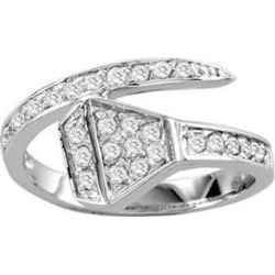 Kelly Herd Nail Bling Ring 7 found on Bargain Bro India from Horse.com for $125.00