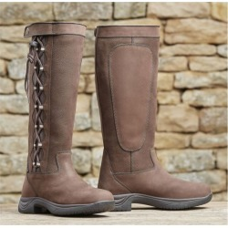 Dublin Ladies Pinnacle Boots II 6.5 Chocolate found on Bargain Bro India from Horse.com for $179.99