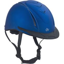 Ovation Metallic Schooler Helmet M/L Blue