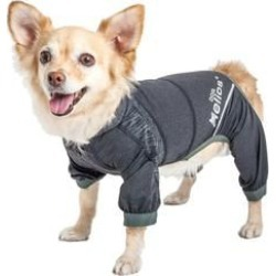 Helios Namastail Dog Hoodie Tracksuit XSmall Black found on Bargain Bro India from petsupplies.com for $65.49