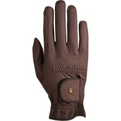 Roeckl Roeck-Grip Unisex Gloves 8.5 Mocha found on Bargain Bro Philippines from StateLineTack.com for $49.95