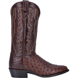 Dan Post Mens FQ Ost Pershing Rnd Toe Boots 8.5EE found on Bargain Bro from Horse.com for USD $296.36