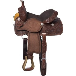 Silver Royal Jackpot All Around Saddle Pkg 16in found on Bargain Bro from StateLineTack.com for USD $523.64