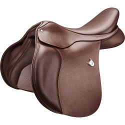 Bates All Purpose SC Saddle with CAIR 16.5 Brown