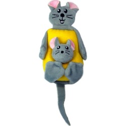 KONG Pull A Partz Cheezy Cat Toy found on Bargain Bro India from Horse.com for $6.29