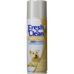 Fresh N Clean Cologne Tropical Scent Dog Spray found on Bargain Bro India from petsupplies.com for $12.14