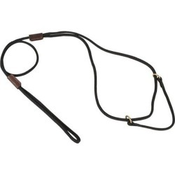 Martingale Show Lead 10in Black found on Bargain Bro India from StateLineTack.com for $8.79