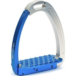 Tech Venice Stirrup Silver/Blue found on Bargain Bro Philippines from Horse.com for $399.95