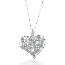 Kelly Herd Clear Multi Heart Pendant found on Bargain Bro India from Horse.com for $149.00