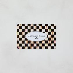 MacKenzie-Childs Gift Card 75 found on Bargain Bro from mackenzie-childs for USD $57.00
