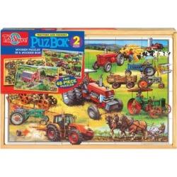 Shure American Tractors Jumbo Wooden