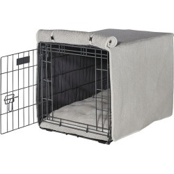 Bowsers Aspen Luxury Dog Crate Cover Medium found on Bargain Bro India from petsupplies.com for $99.99