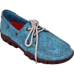 Ferrini Ladies Turquoise Loafers 6 found on Bargain Bro India from Horse.com for $77.99