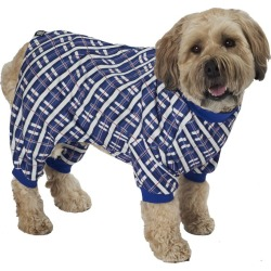 Petrageous Plaid Dog Pajamas XSmall Blue found on Bargain Bro India from StateLineTack.com for $9.99