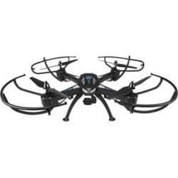 Sky Rider 4-Prop Drone with 0.3MP Wi-Fi Camera