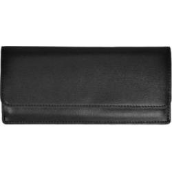 Royce Leather RFID Women's Wallet Red