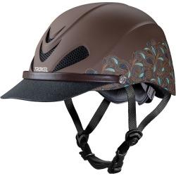 Troxel Low Profile Dakota Helmet M  Turquoise Pais