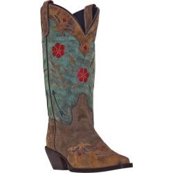 Laredo Ladies Miss Kate Western Boots 6.5 Teal