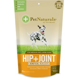 Pet Naturals Hip/Joint Chews for Medium/Large Dogs