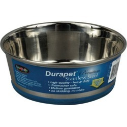 Durapet Stainless Steel Pet Bowl 3Quart