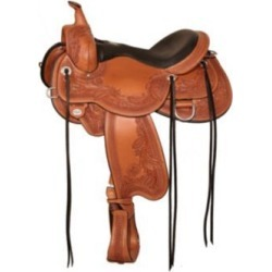 Circle Y Goodnight Monarch Trail Saddle W 15 Blk found on Bargain Bro India from StateLineTack.com for $2590.00
