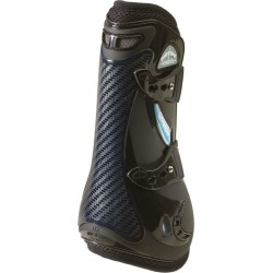 Veredus Carbon Gel VENTO Open Front Boots Small Bl found on Bargain Bro Philippines from Horse.com for $279.95