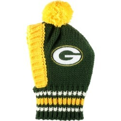 Green Bay Packers NFL Knit Hat size: Small, Hip Doggie