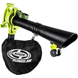 Sun Joe 14-Amp High Performance Variable-Speed (up to 250 MPH) Electric Blower/Vacuum/Mulcher with Metal Impeller found on Bargain Bro India from Haband for $159.99