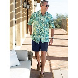 Men's 6-Pocket Trader Cargo Shorts found on MODAPINS from Norm Thompson for USD $39.99
