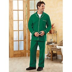Flannel Pajamas found on MODAPINS from Haband for USD $21.99