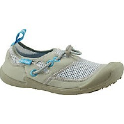 Women's Cudas Hyco Women's Footwear, Silver, Size 8 found on Bargain Bro Philippines from Haband for $39.99