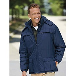 Ice House; Insulated Parka found on MODAPINS from Haband for USD $32.99