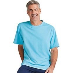 Pocket-Free Crew Neck Affordabili Tees found on MODAPINS from Haband for USD $12.99