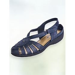 Nani Scalloped Cutout Sandals found on Bargain Bro Philippines from Blair for $29.99
