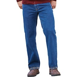 Ice House; Flannel-Lined Pants found on MODAPINS from Haband for USD $27.74