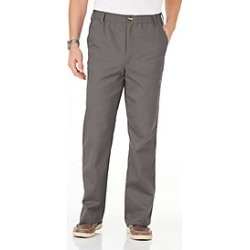 Casual Joe Stretch-Waist Twill Pants found on MODAPINS from Haband for USD $27.99