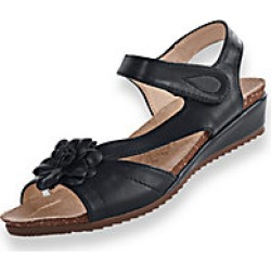Pam Flower Sandals by Beacon found on Bargain Bro Philippines from Blair for $23.97