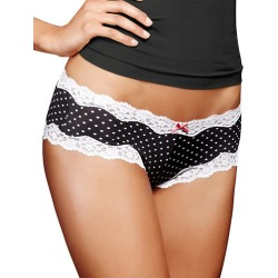 Maidenform Cheeky Lace Microfibre Hipster Panties