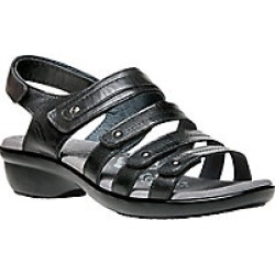 Women's Propet Aurora, Black, Size 9.5 XX found on Bargain Bro Philippines from Haband for $69.99